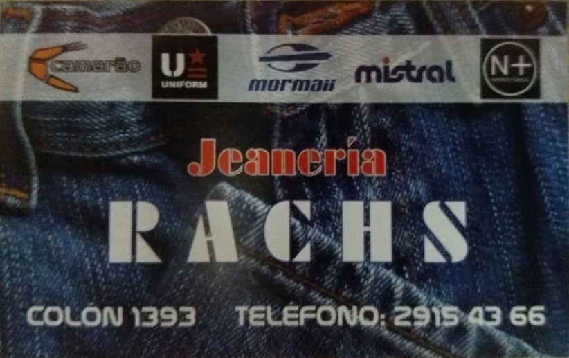Jeaneria RACHS